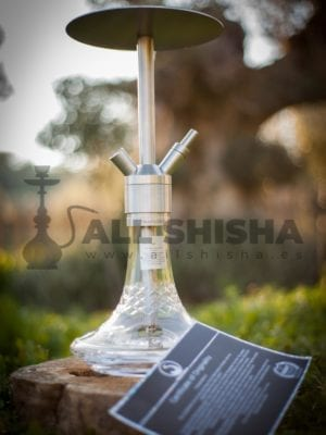 Cachimba Steamulation – Prime Crystal-Platinum