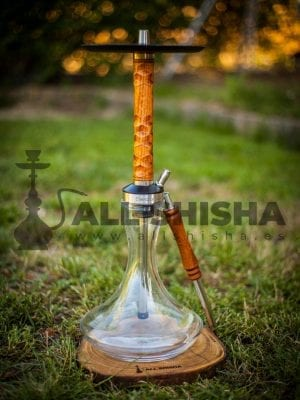 Cachimba Sequoia Modelo G Red Wood