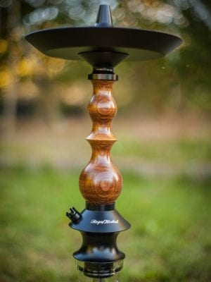 Cachimba Regal Mini Queen Brown