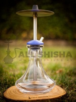 Cachimba Mini Force Morado