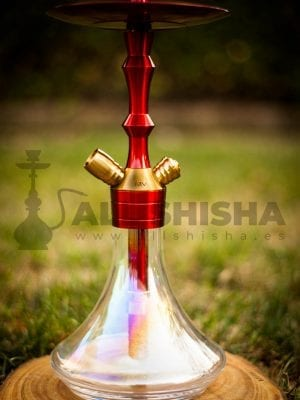 Cachimba Aladin MVP360 Hero Edition - Red/Gold